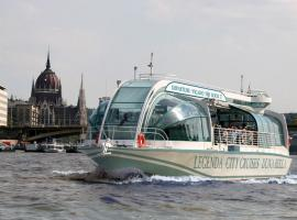 Sightseeing Boat on Danube