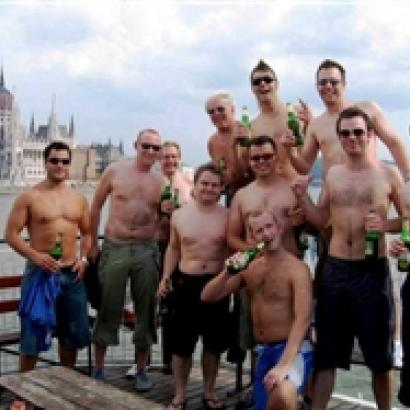 Budapest Stag Party Crew